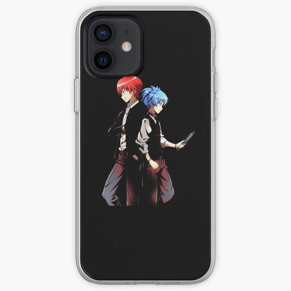 Anime Assassination Classroom Coque souple iPhone