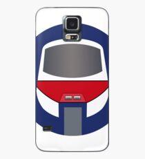 Monorail Logo Case/Skin for Samsung Galaxy