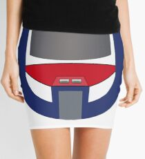 Monorail Logo Mini Skirt
