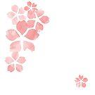 Sakura in watercolor by shouho