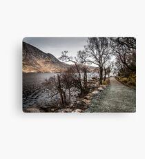 A Walk in Glenveagh National Park Canvas Print