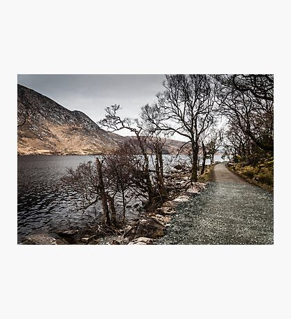 A Walk in Glenveagh National Park Photographic Print