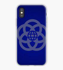 EPCOT Center Retro Logo iPhone Case