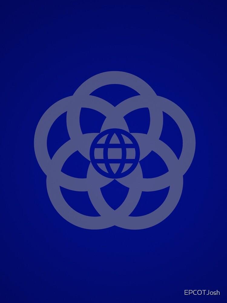 EPCOT Center Retro Logo by EPCOTJosh