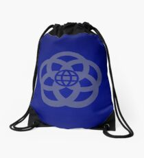 EPCOT Center Retro Logo Drawstring Bag