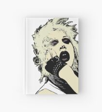 Sharon Needles in black Hardcover Journal