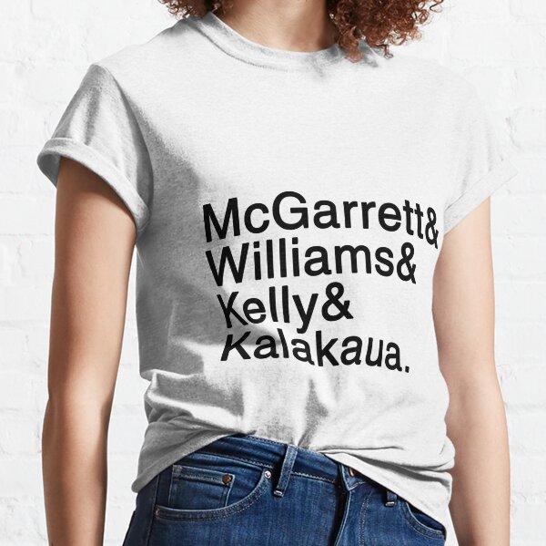 Fünf-0-Teamnamen Classic T-Shirt