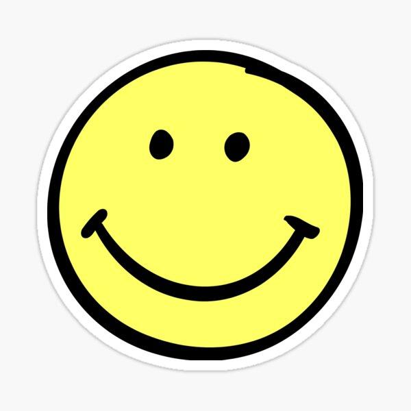 Sea feliz Pegatina