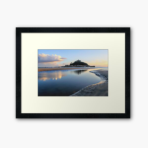 St Michael's Mount Framed Art Print