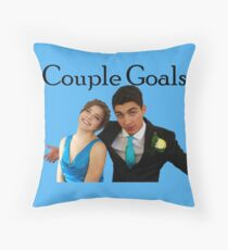 James And Riley The Next Step Jiley Throw Pillow