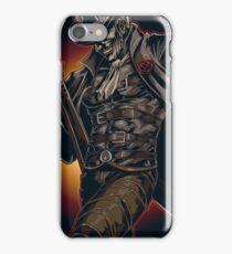 Mysterious Stranger iPhone Case/Skin