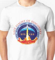 Last Flight of Discovery OV-103 T-Shirt
