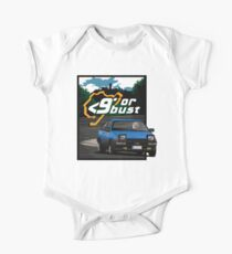 Nurburgring <9' Or Bust One Piece - Short Sleeve