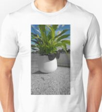 Hipster Plant - Hipster Pflanze T-Shirt