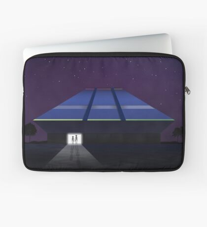Horizons from EPCOT Center Laptop Sleeve