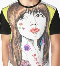 Sooyoung Popart Graphic T-Shirt