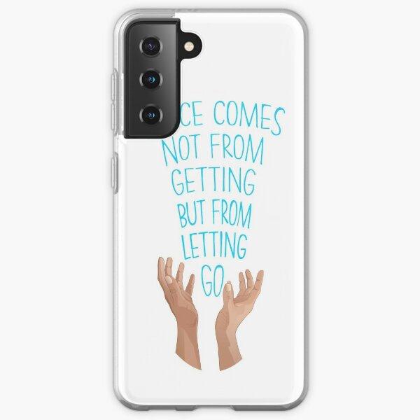Peace Samsung Galaxy Soft Case