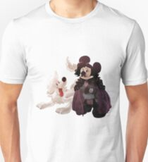 Mou Snow & Ghosto Unisex T-Shirt