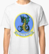 VP-4 Skinny Dragons Logo Classic T-Shirt