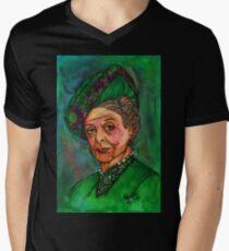 Dowager Countess Mens V-Neck T-Shirt