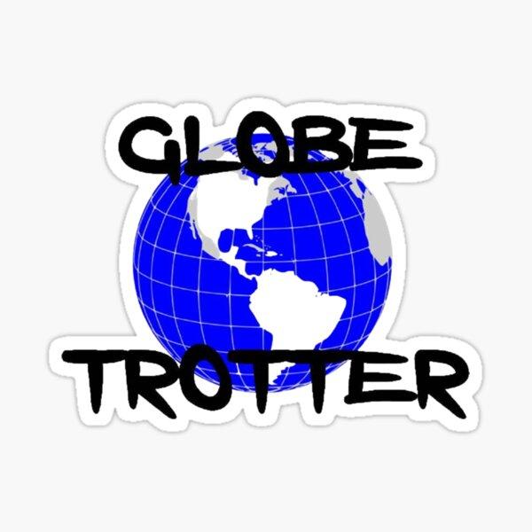 Globe Trotter Sticker