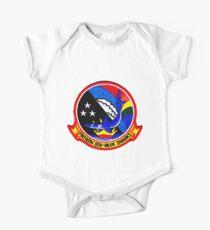 VP-6 Blue Sharks Crest Kids Clothes