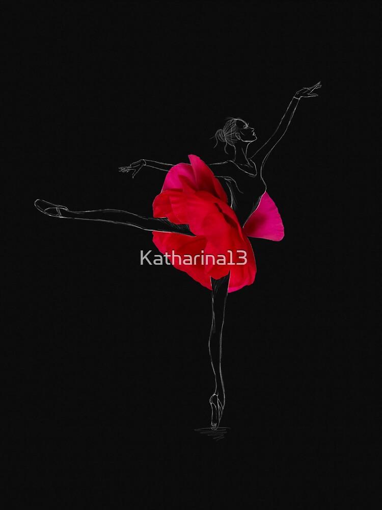 Ballerina dancer by Katharina13