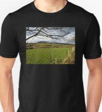 The Green Fields Of Home T-Shirt