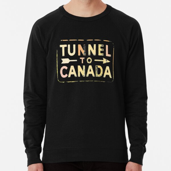 Tunnel to Canada 1930 Lightweight Sweatshirt