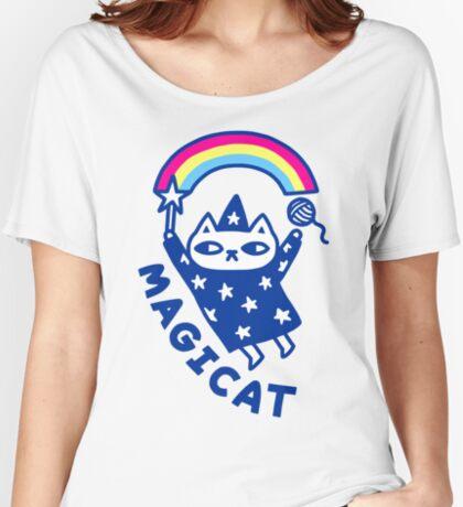 MAGICAT Relaxed Fit T-Shirt
