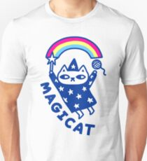 MAGICAT Slim Fit T-Shirt
