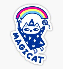 MAGICAT Sticker