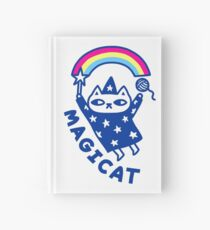 MAGICAT Hardcover Journal