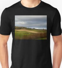 The Ploughed Fields Of Inch Island T-Shirt