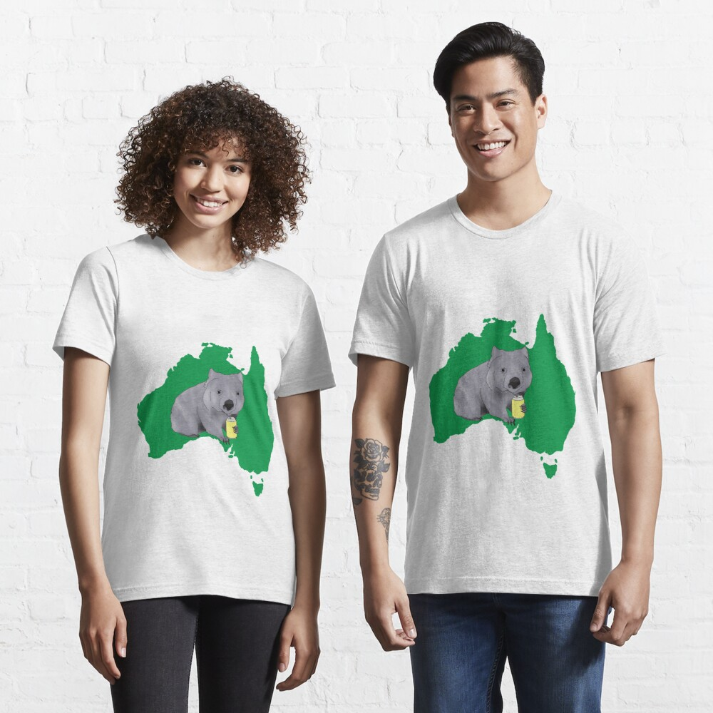 Wombat Essential T-Shirt