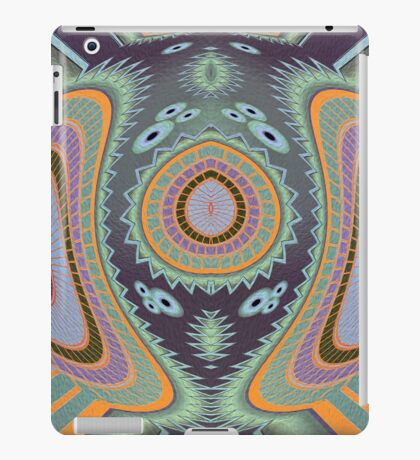 Blowfish Groovy Moves  iPad Case/Skin