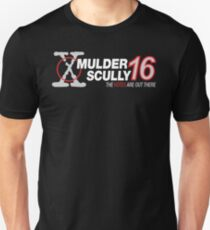 Mulder / Scully 2016 T-Shirt