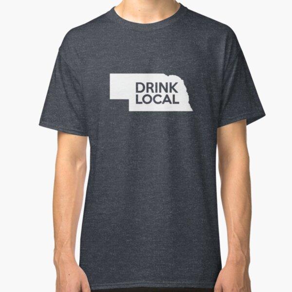 Nebraska Sucks Funny Retro Style Gag Gifts Idea Proud Sta Long Sleeve T-Shirt