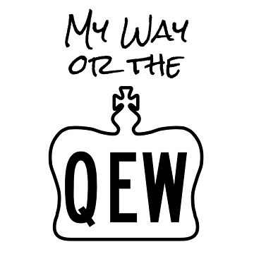 My Way or The QEW by colincarlton