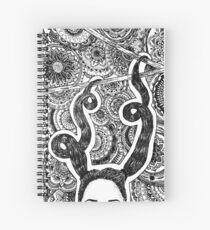 ponytails Spiral Notebook