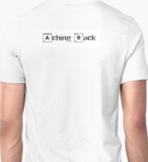 Breaking Bad Aching Back Heisenberg  T-Shirt