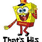 Das ist sein eifriges Gesicht - Spongebob von LagginPotato64