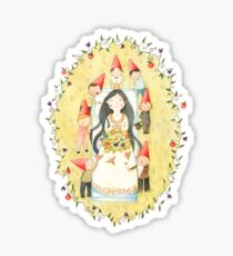 Snow White Sticker