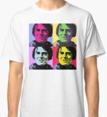 Sagan & Warhol Classic T-Shirt