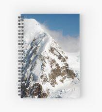 Alaska Range mountains, Alaska Spiral Notebook
