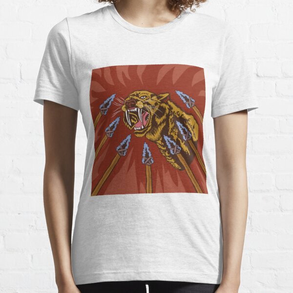 Saber Tooth Tiger Essential T-Shirt