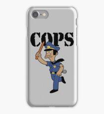 Springfield Cops iPhone Case/Skin