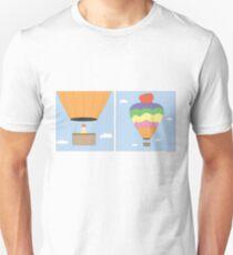 Sikh Air Balloon Unisex T-Shirt