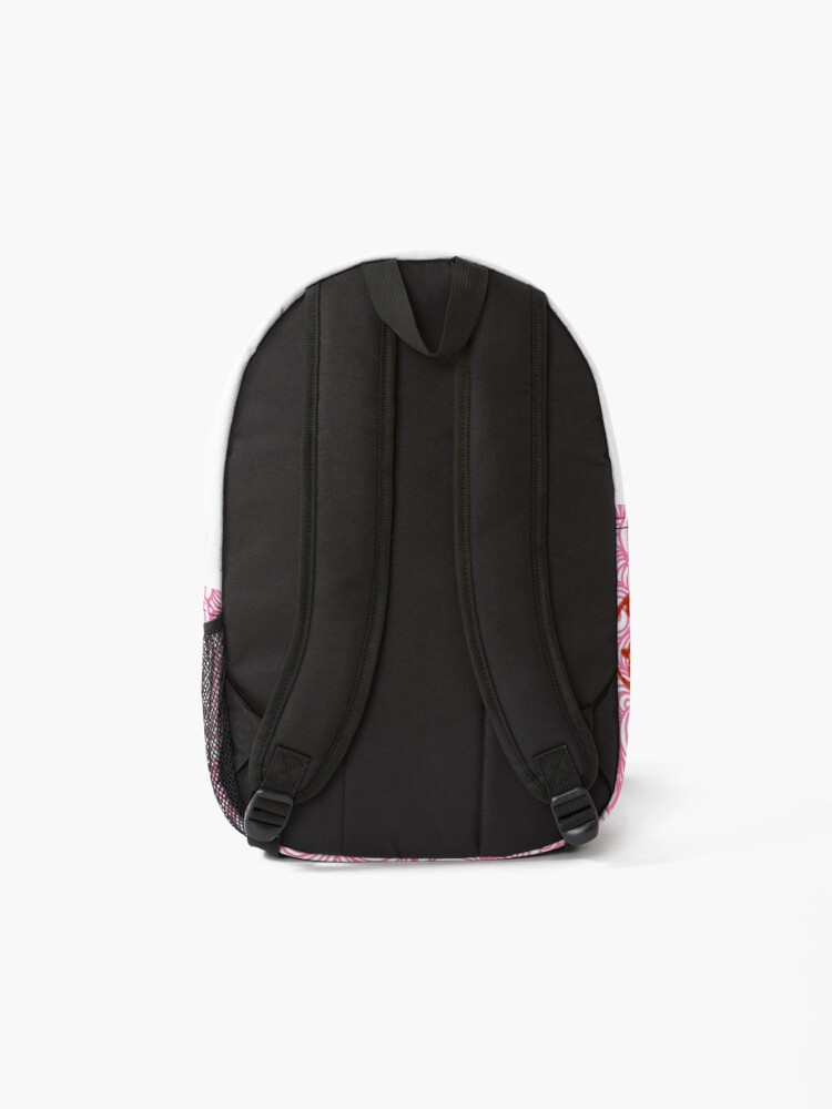 Alternate view of Pink waves Backpack