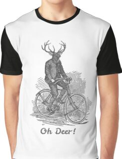 Oh Deer! Graphic T-Shirt